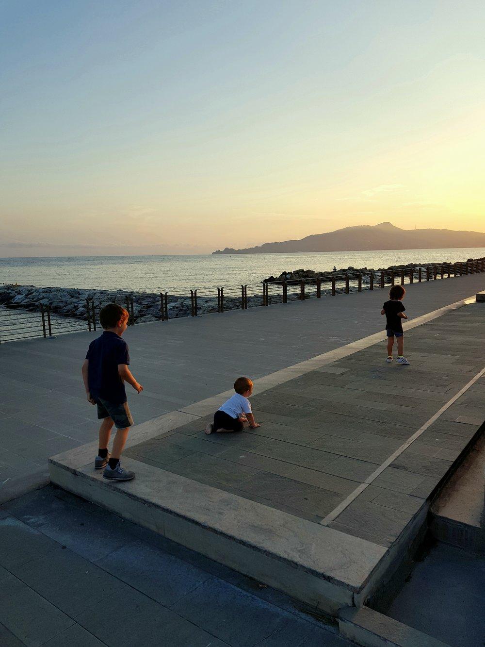vacanza-sola-con-bambini-in-liguria
