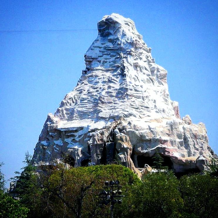 Il Matterhorn esternamente