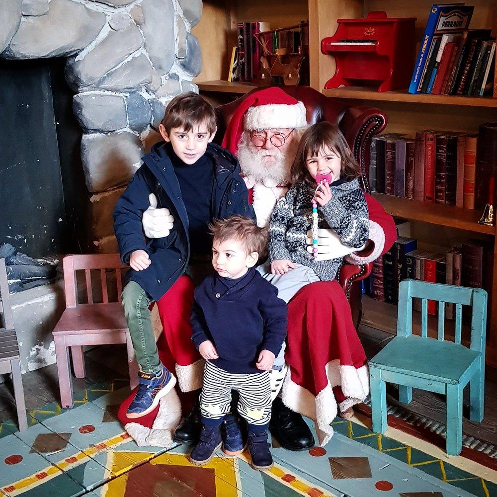 Casa Di Babbo Natale Piemonte.La Casa Di Babbo Natale Non E Mai Stata Cosi Vicina Easymomswissmade