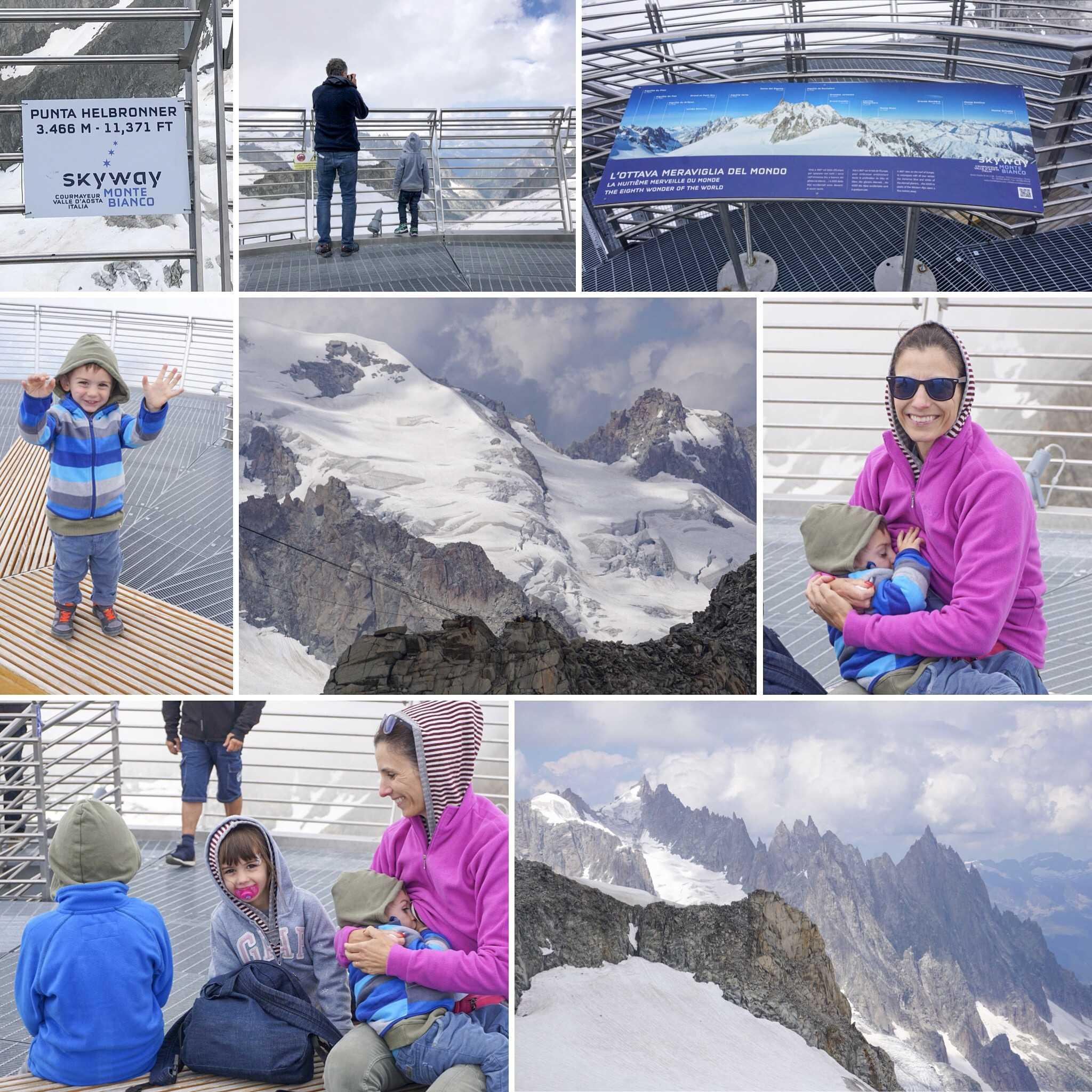 skyway monte bianco l'ottava meraviglia del mondo vista con gli occhi dei bambini