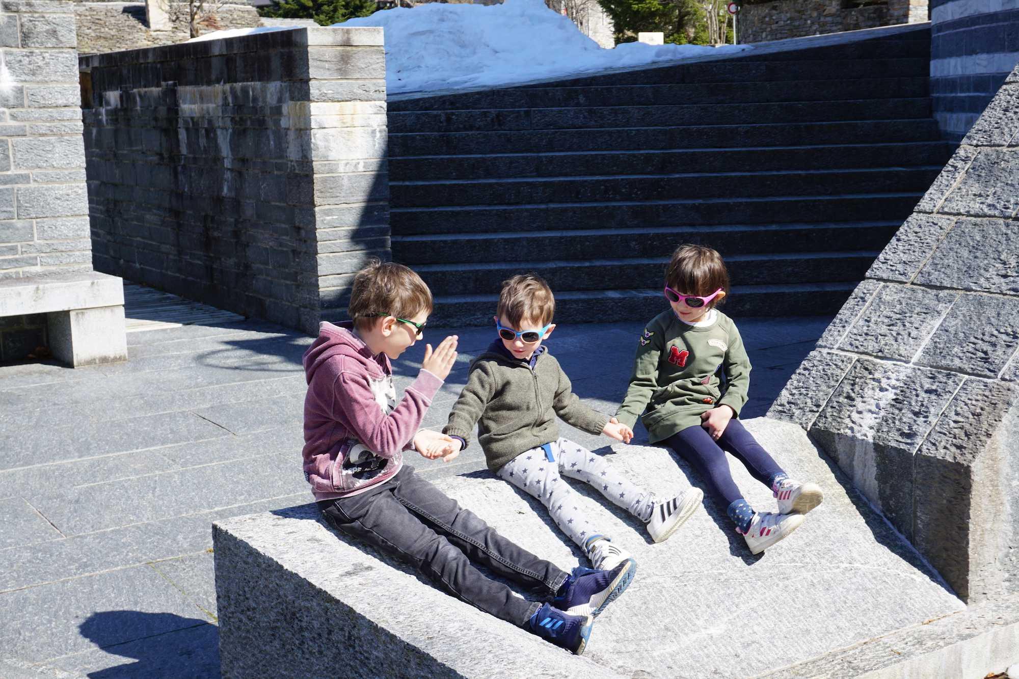 LA PARTICOLARE CHIESA ALPINA DELL'ARCHITETTO MARIO BOTTA A MOGNO 15