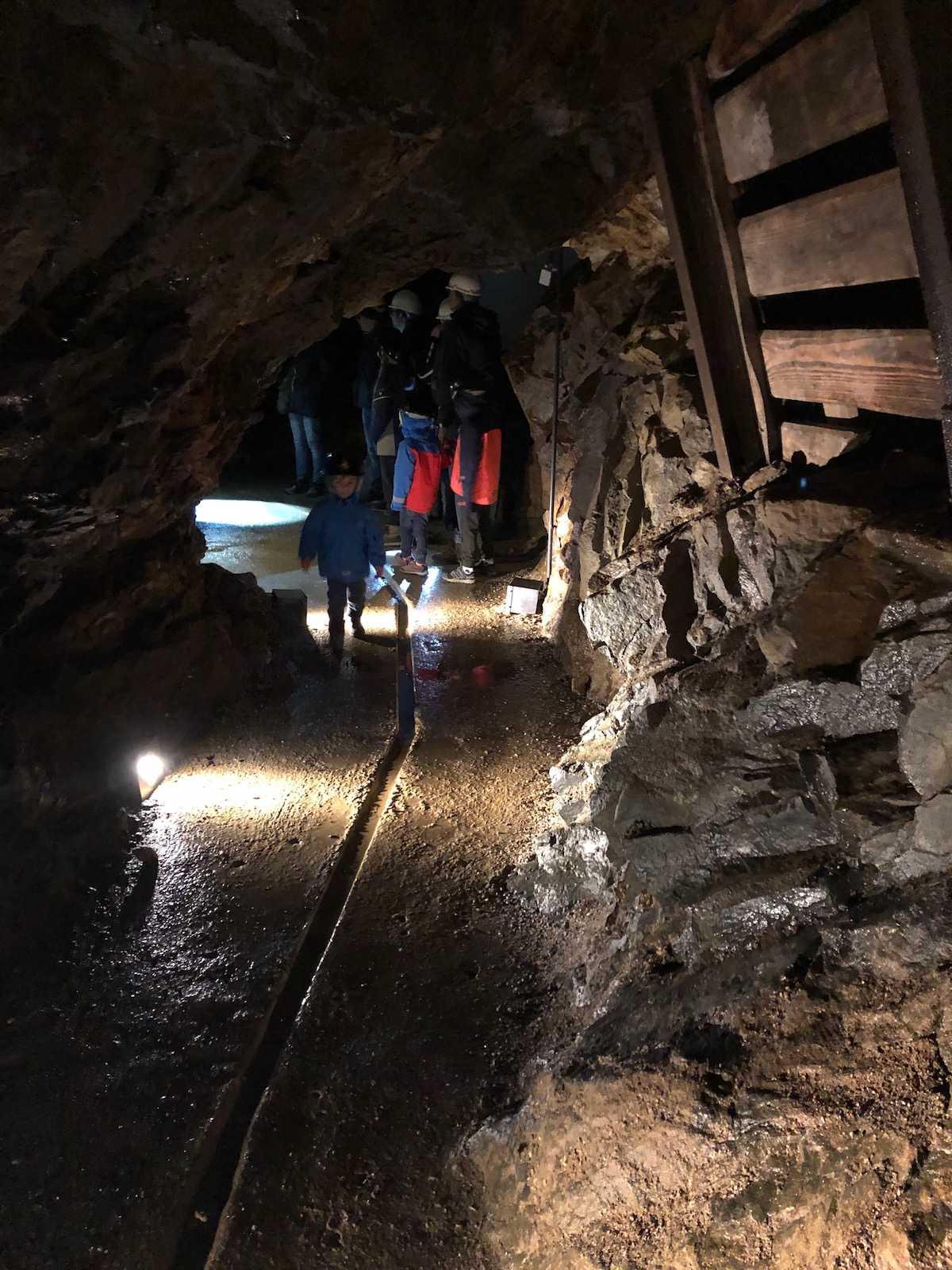 Miniera-d'oro-di-Brusson-visita-guidata