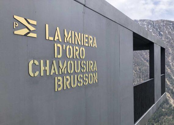 UNA GRANDE AVVENTURA COI BAMBINI, LA VISITA NELLA MINIERA D'ORO DI BRUSSON 9