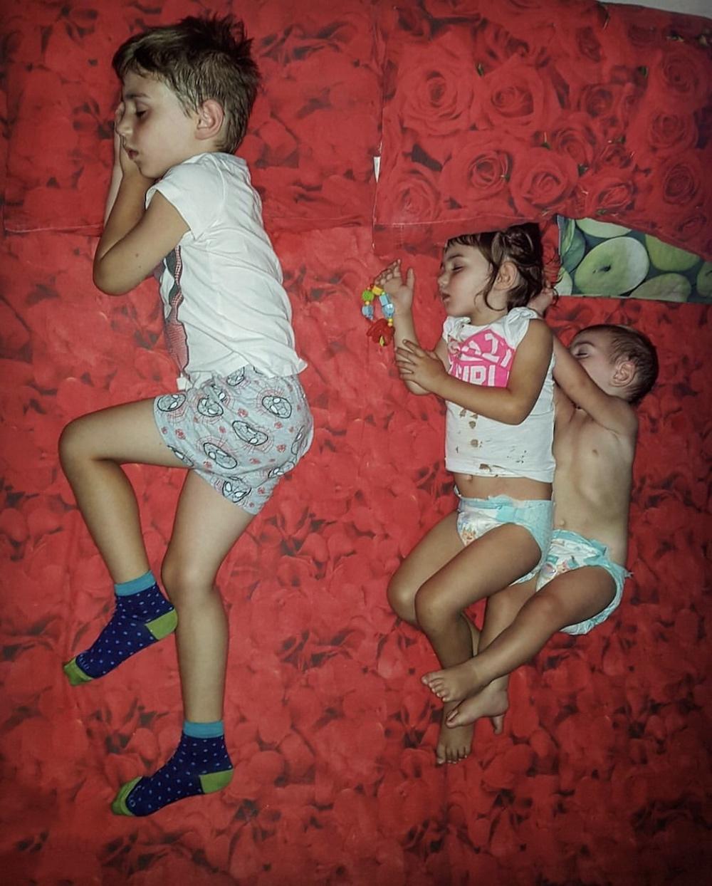 Co-sleeping-tutti-insieme