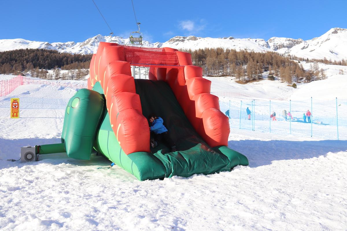 SNOW -PARK- della -VALLE- D'-AOSTA