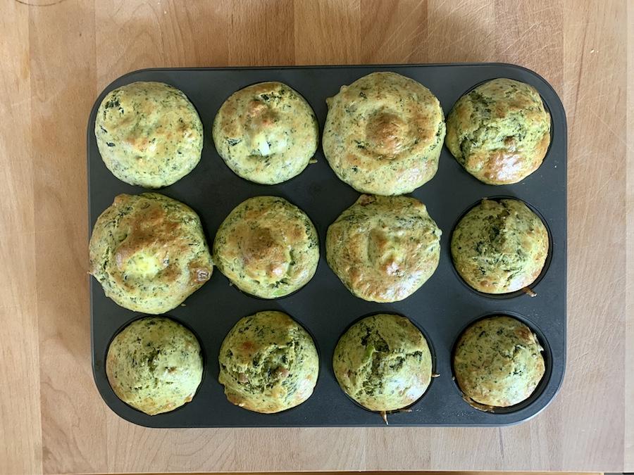muffin-salati-per-bambini-Ricette di Pasqua per bambini