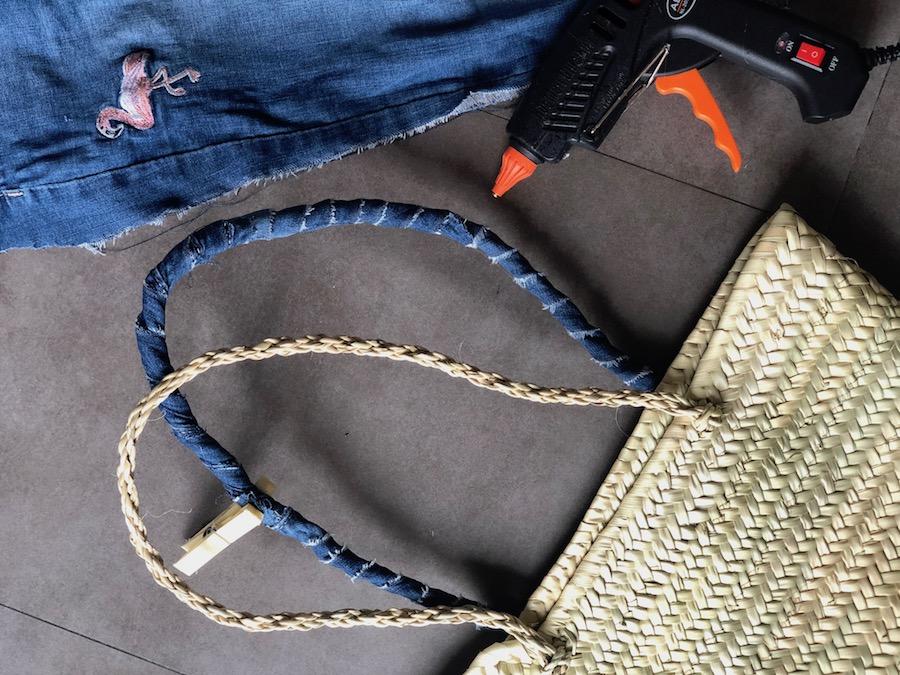 borsa- di -paglia -personalizzata-manici