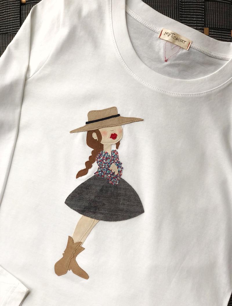maglietta-donna-personalizzata-Regali -di- Natale- originali -per -donne